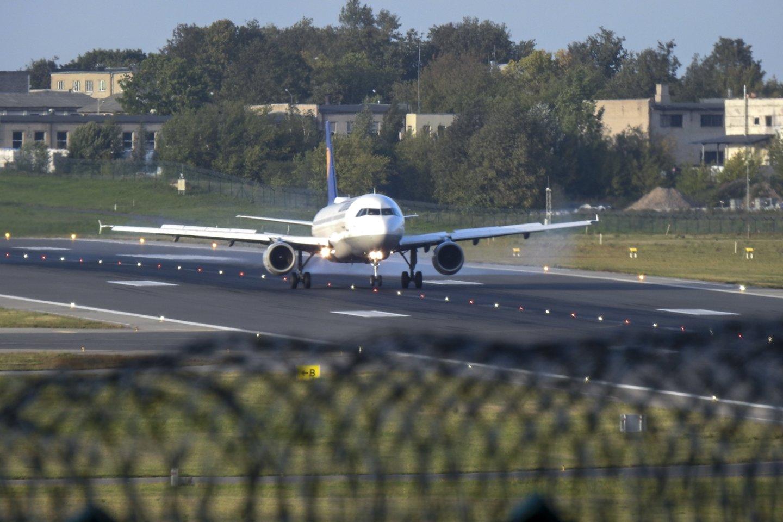 Oficialu: nuo spalio iš Vilniaus bus vykdomas tiesioginis skrydis į Karibus.<br>V.Ščiavinsko nuotr.