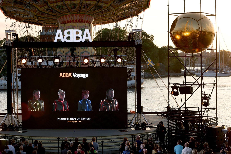 ABBA grįžta: po beveik 40 metų grupė išleis naują albumą ir sukurs šou.<br>Scanpix nuotr.