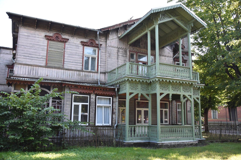 Liepoja ir marga jos architektūra.<br>A.Srėbalienės nuotr.