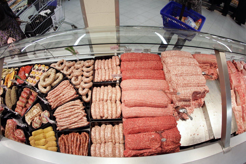 Kai kurie maisto tiekėjai jau baiminasi, kad prekybininkų užsakymų gali mažėti.<br>V.Balkūno nuotr.