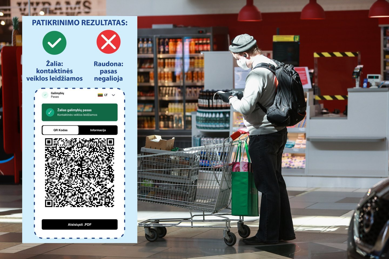 Kai kurie maisto tiekėjai jau baiminasi, kad prekybininkų užsakymų gali mažėti.<br>Lrytas.lt koliažas.