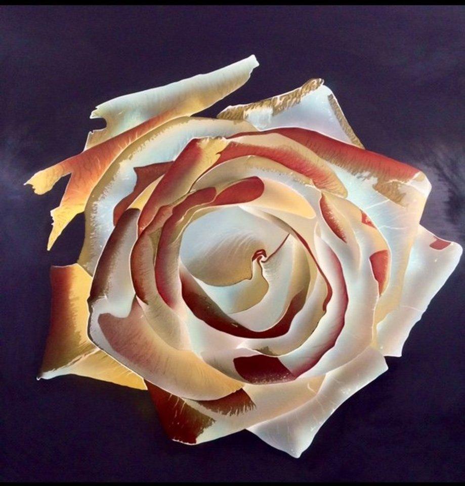Jeroenas Paulussenas. Auksinė rožė.<br>Organizatorių nuotr.