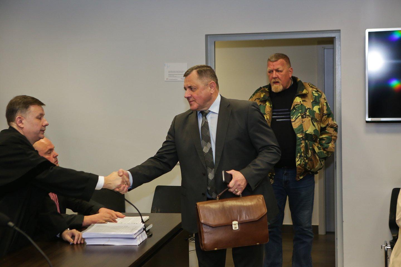 I.Dorošo karjerui smarkiai pakenkė kelerius metus trukęs teismo procesas.<br>G.Bitvinsko nuotr.