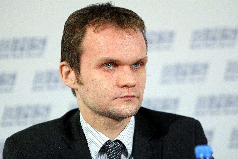 S.Besagirskis.<br>R.Danisevičiaus nuotr.