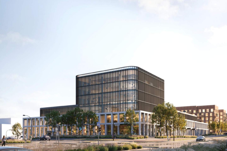 Pramoninėms sostinės vietoms transformuojantis į darnias miesto zonas, Drujos g. 2 esantį pramoninės paskirties pastatą rengiamasi rekonstruoti į administracinį, o jo projektiniai pasiūlymai netrukus nuotoliniu būdu bus pristatyti visuomenei.<br>Vizual.