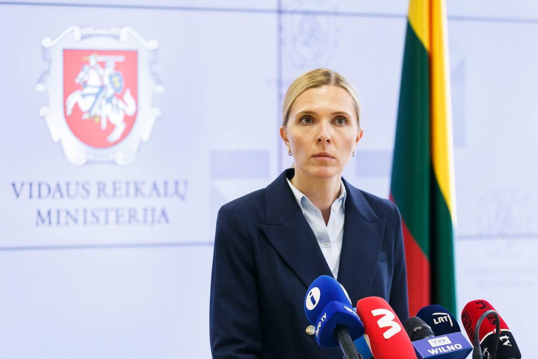 Agnė Bilotaitė<br>T.Bauro nuotr.
