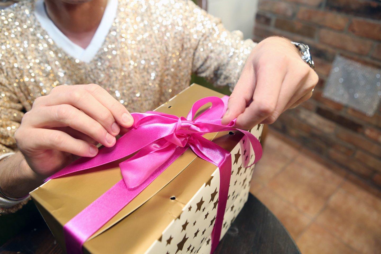 Kalėdų sezonas – iššūkis tiek verslams, tiek gerą dovaną norintiems išrinkti žmonėms.<br>M.Patašiaus nuotr.
