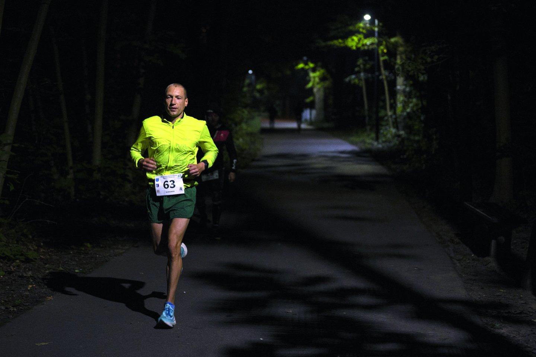 A.Sorokinas jau buvo pamiršęs, kaip atrodo jo kasdienybė be bėgimo.<br>M.Stankevičiaus ir asmeninio archyvo nuotr.
