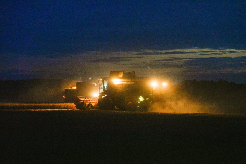 Paraiškas jaunieji ūkininkai kaip įprasta teikė aktyviai – per 2 mėnesius trukusį paraiškų teikimo laikotarpį gauta daugiau kaip 600 paraiškų<br>V.Ščiavinsko nuotr.