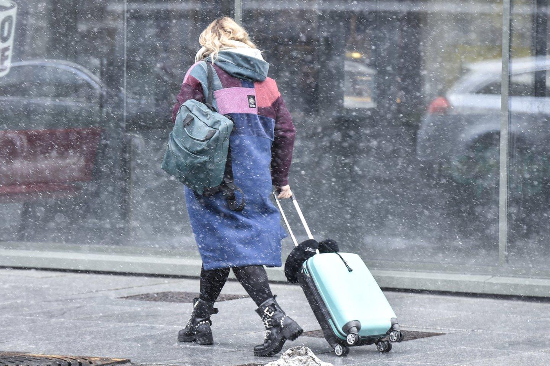Lietuviai domisi egzotiškomis kryptimis – prieš žiemos šventes planuoja keliauti į šiltus kraštus.<br>V.Ščiavinsko nuotr.