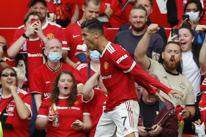 Cristiano Ronaldo.<br>Reuters/Scanpix nuotr.