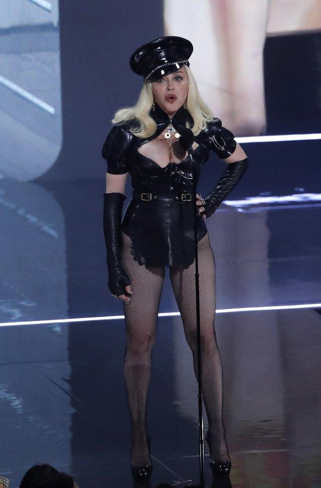 Madonna.<br>REUTERS/ Scanpix nuotr.