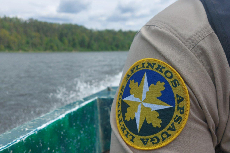 Neetatinių aplinkos apsaugos inspektorių veikla vertinama kaip darbo patirtis aplinkos apsaugos srityje.