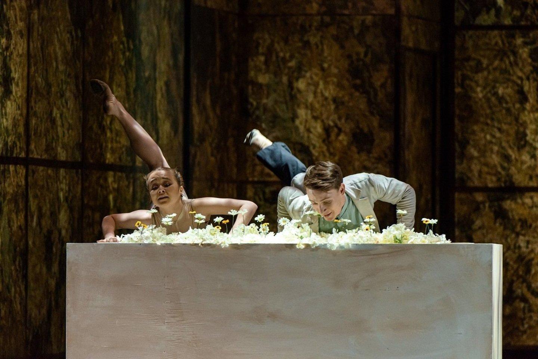 Romeo ir Džuljeta.<br>M.Aleksos nuotr.