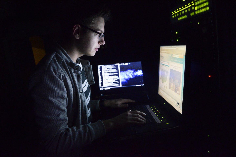 Kibernetinė ataka.<br>J.Stacevičiaus asociatyvi nuotr.