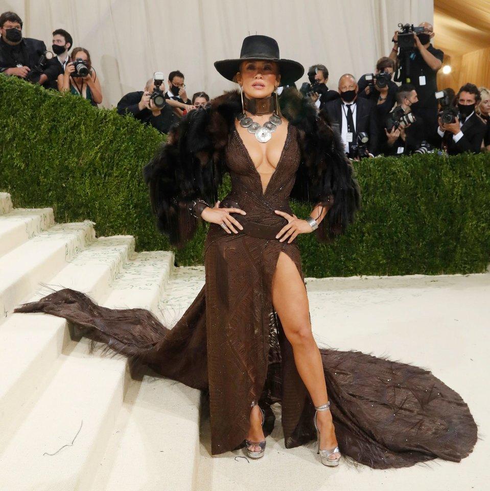 Jennifer Lopez.<br>Scanpix nuotr.