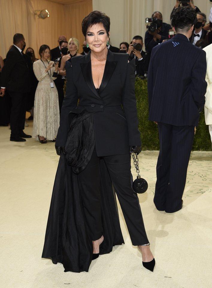 Kris Jenner.<br>Scanpix nuotr.
