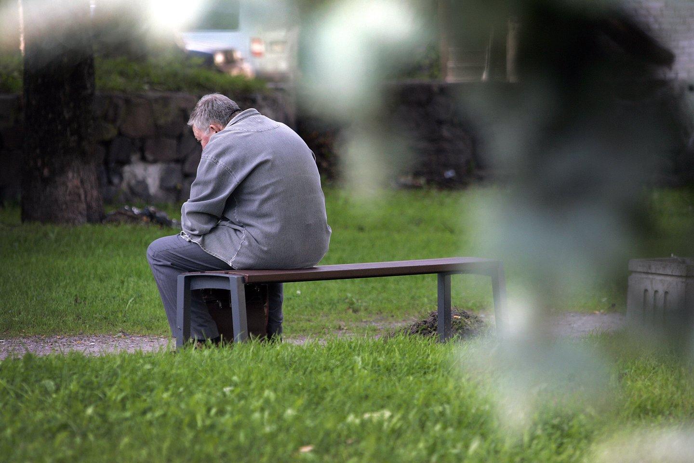 Siūlomas modelis vidutinę pensiją padidintų apie 50 eurų.<br>V.Balkūno nuotr.