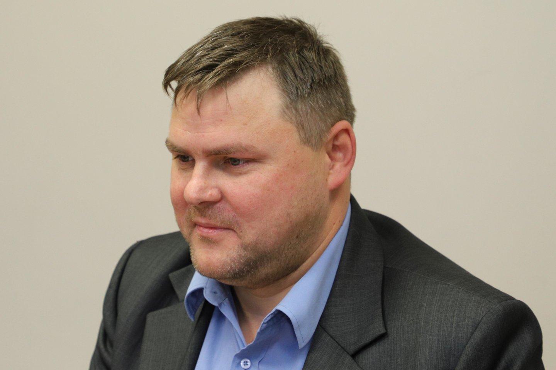 Egidijus Milešinas<br>D.Labučio/ELTA nuotr.