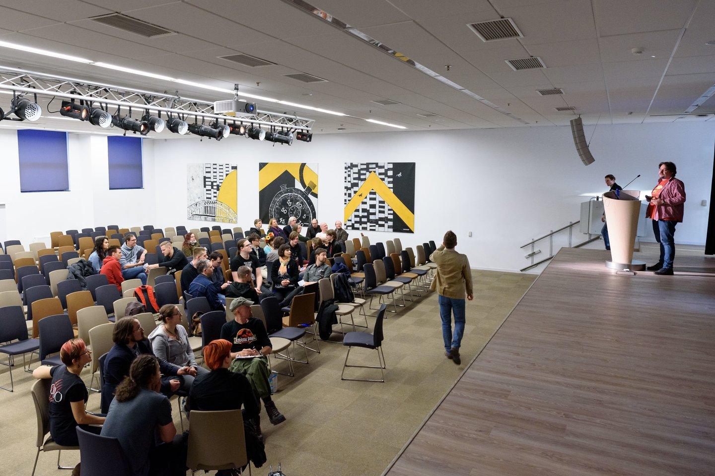 """Artimiausią šeštadienį, rugsėjo 18 d. Vilniuje vyks fantastikos mėgėjų festivalis """"Lituanicon"""".<br>N. Garejevo nuotr."""