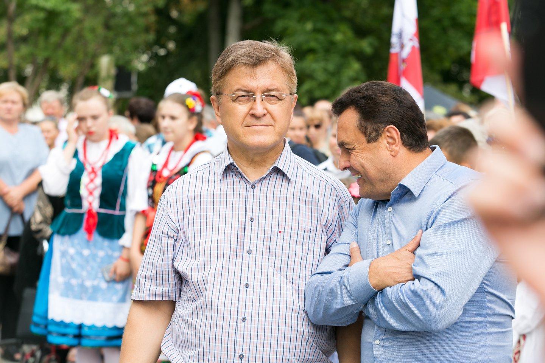 Valdemaras Valkiūnas.<br>T.Bauro nuotr.