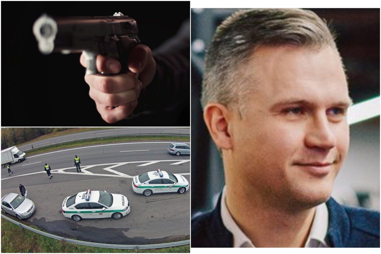 Prieš teismą stos penki įtariamieji greitkelio plėšikai, tarp jų ir dainininkės K.Ivanovos draugas A.Mickus (nuotr.).<br>Lrytas.lt koliažas