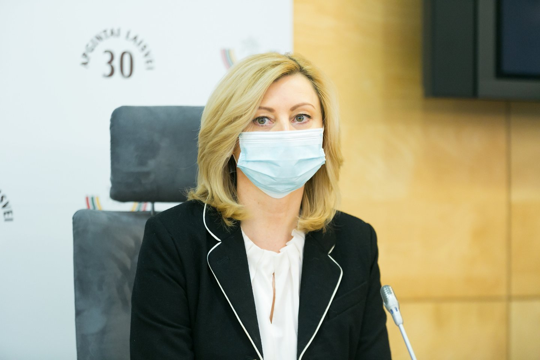 Rita Tamašunienė.<br>T.Bauro nuotr.