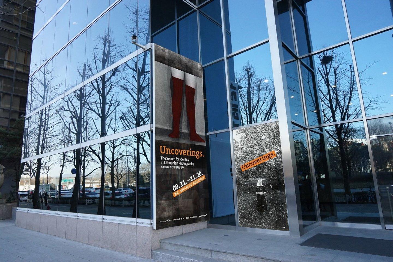Seulo fotografijos muziejuje (Pietų Korėja) atidaryta lig šiol didžiausia Lietuvos fotomeno paroda Azijoje.<br>Seulo fotografijos muziejaus nuotr.