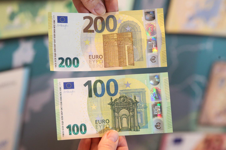 """Kroatija yra teisingame kelyje į euro zoną, nors visų """"namų darbų"""" kol kas neatliko, skelbia """"Euractiv"""".<br>R.Danisevičiaus nuotr."""