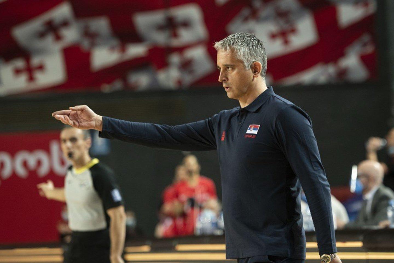 I.Kokoškovas.<br>FIBA nuotr.