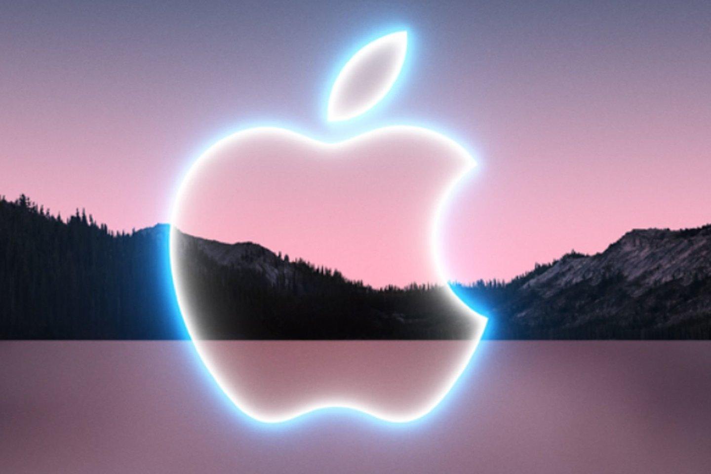 """Rugsėjo 12 d. """"Apple"""" pristatė pirmuosius savo rudens sezono gaminius.<br>Ekrano nuotr."""