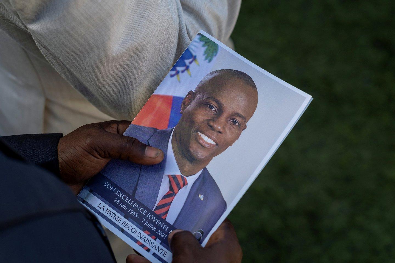 Haičio prokuroras siekia kaltinimų premjerui prezidento nužudymo byloje.<br>Reuters/Scanpix nuotr.