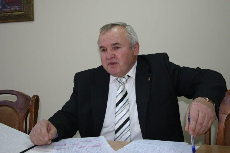 Mirė ilgametis socialdemotratas D.V. Simaitis.<br>LSDP nuotr.