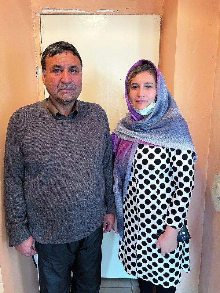 Atėjus talibams, H.Rasooly tėvui grėsė didelis pavojus – darbe jis tardydavo talibų ekstremistus.<br>R.Gaidienės nuotr.