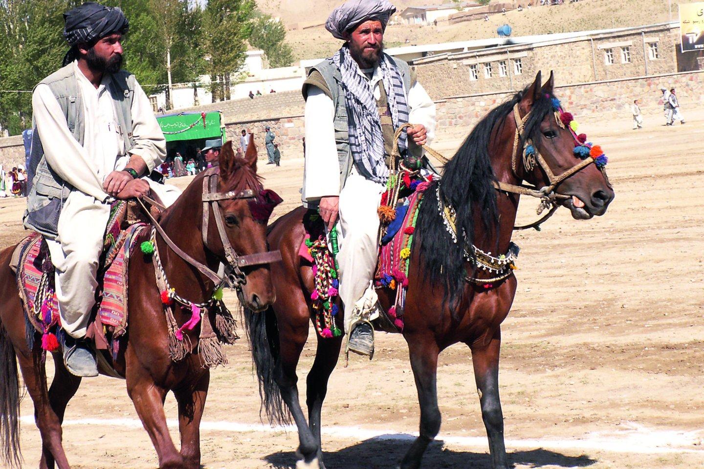 Nuo Goro provincijos iki Kabulo yra diena kelio per kalnus prastais keliais.
