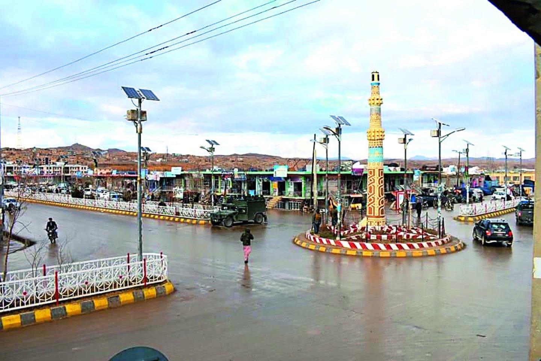 Čagčaranas – Goro provincijos sostinė.
