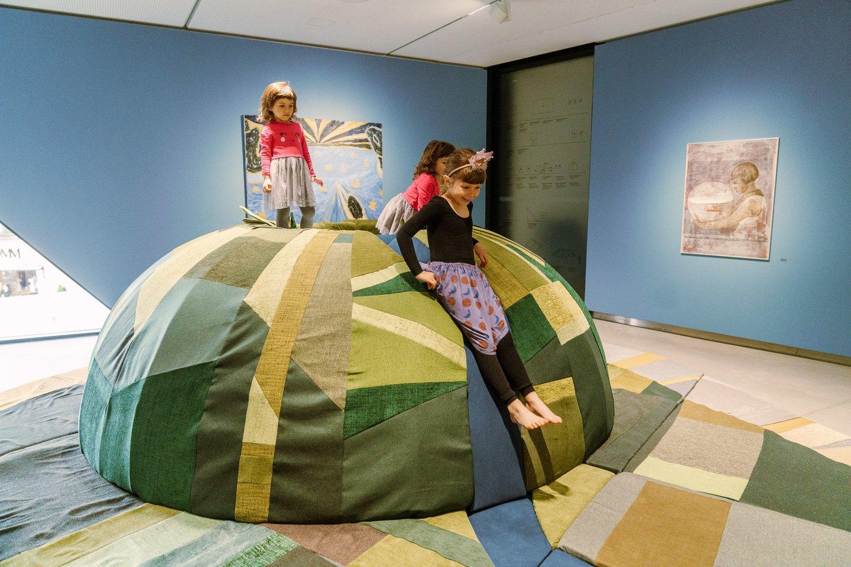 MO muziejus grįžo prie emocinei sveikatai stiprinti skirtos temos ir renginių.<br>MO muziejaus nuotr.