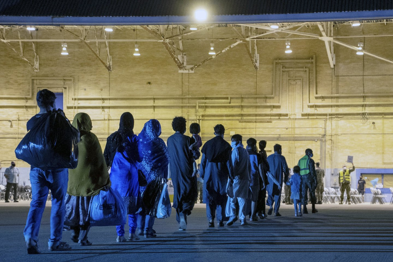 Liepos mėnesį Europos Sąjungoje, Norvegijoje ir Šveicarijoje buvo pateikta apie 45 tūkst. prieglobsčio prašymų (asociatyvi nuotr.)<br>ZUMA Press/Scanpix nuotr.