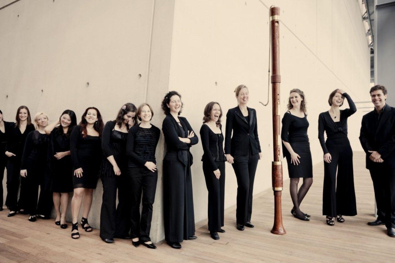 """Valdovų rūmuose Vilniuje koncertuos Renesanso fleitų ansamblis """"Royal Wind Music"""" iš Italijos."""
