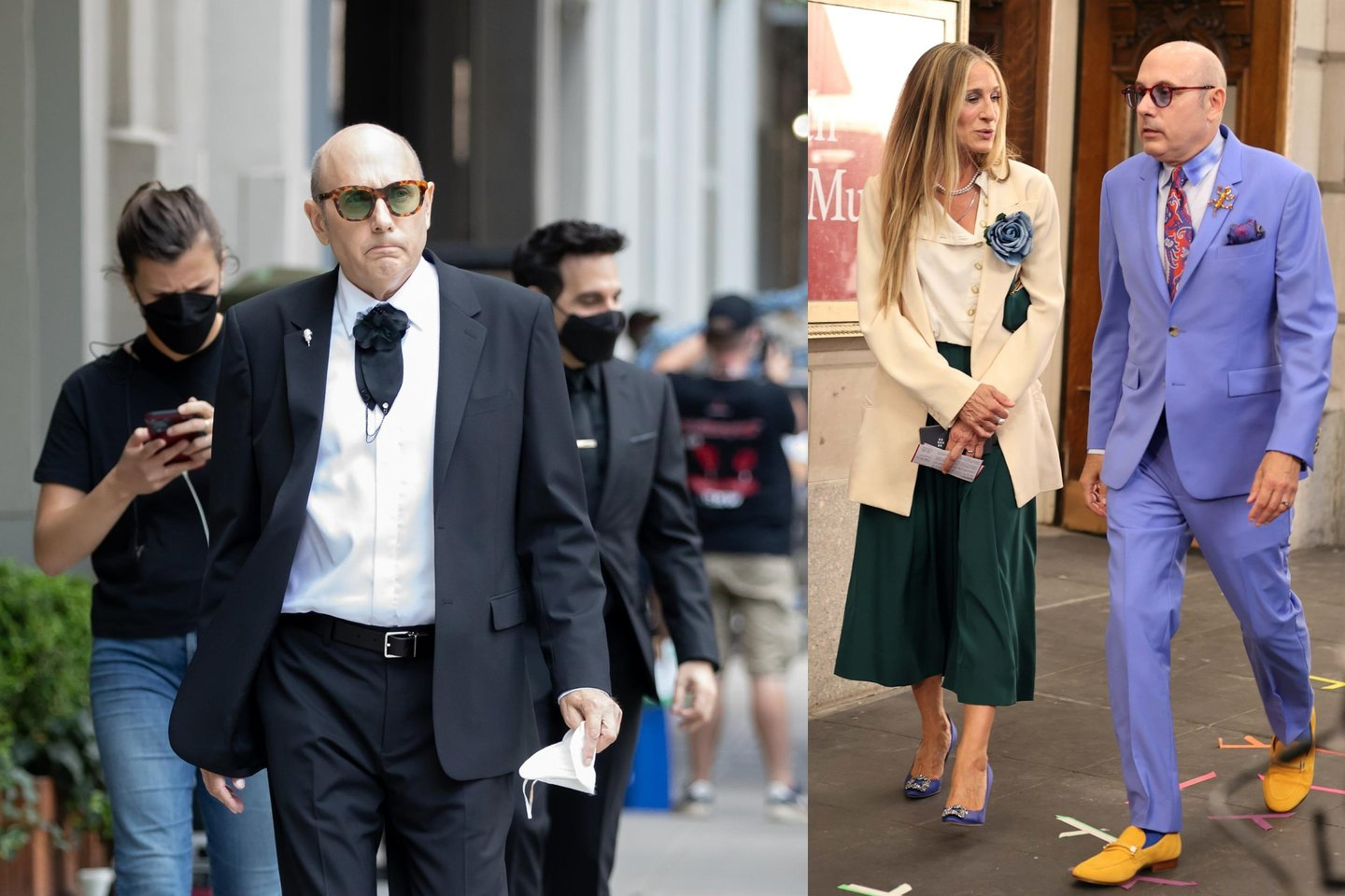 The life of 57-year-old Sex and the City star Willie Garson has come to an end.