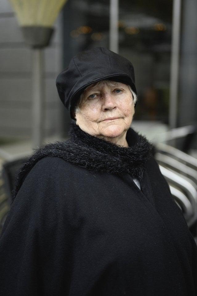 V.Prėskienytė-Diawara parašė autobiografinį romaną, kuriame tarsi atliko viso gyvenimo išpažintį ir nieko nenuslėpė.<br>V.Skaraičio nuotr.