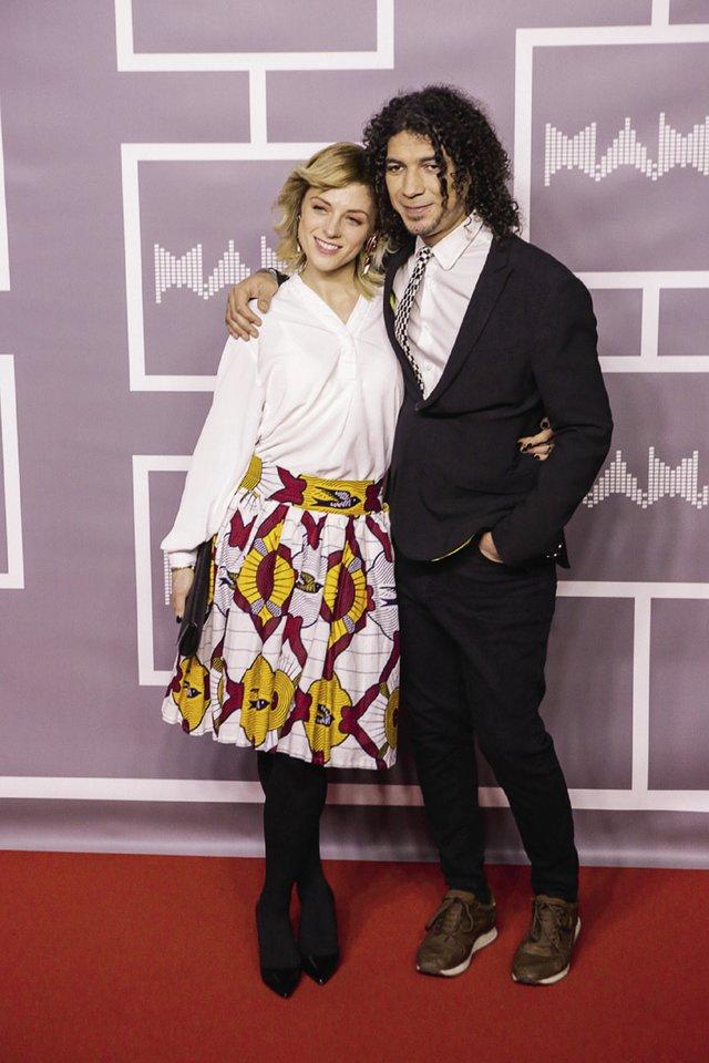 2009-ųjų rudenį susituokę Živilė ir Viktoras iki vedybų draugavo net kelerius metus, bet galiausiai šįmet vasarą pasuko skirtingais keliais<br>G.Bitvinsko nuotr.