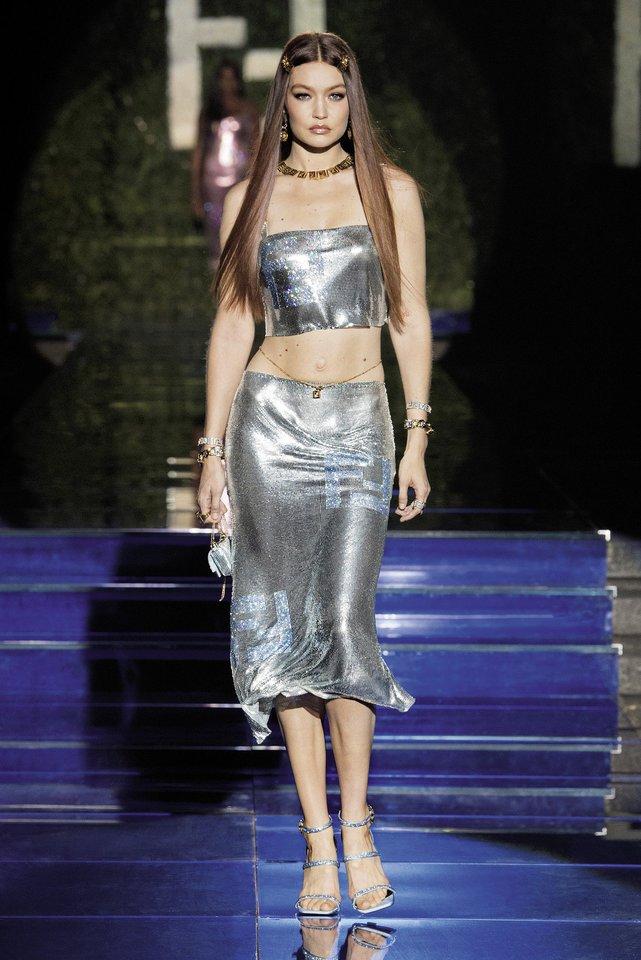 Versace-Fendi.<br>Scanpix nuotr.