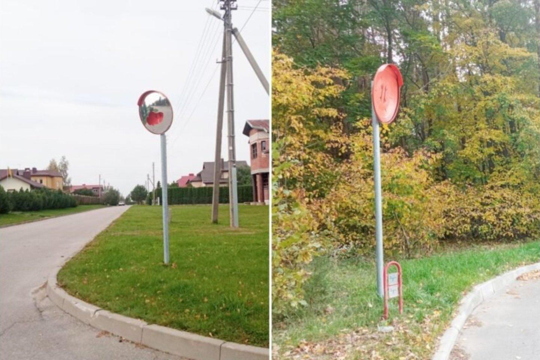 Kėdainių mieste kasmet daugėja priemonių eismo saugumui gerinti.<br>Dimitrijaus Kuprijanovo nuotr.