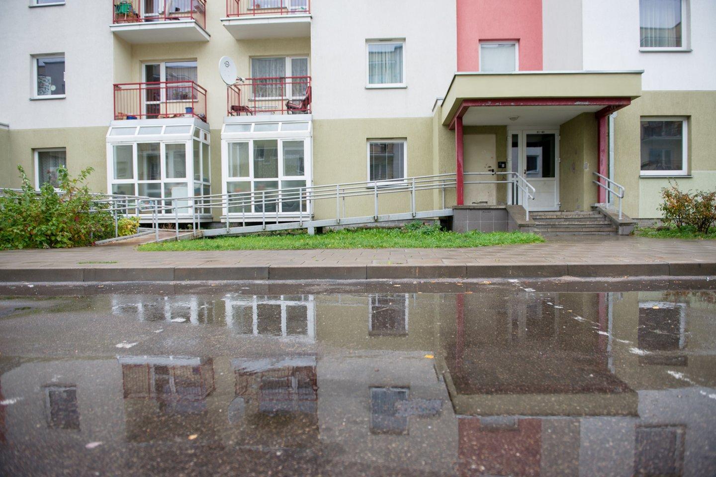 Gyventojai nuomonės apie būsto kainos kryptį nekeičia.<br>J.Stacevičiaus nuotr.