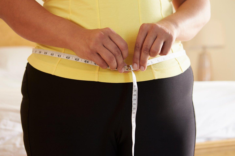 Paprastos taisyklės padės išsaugoti normalų kūno svorį.<br>123rf nuotr.