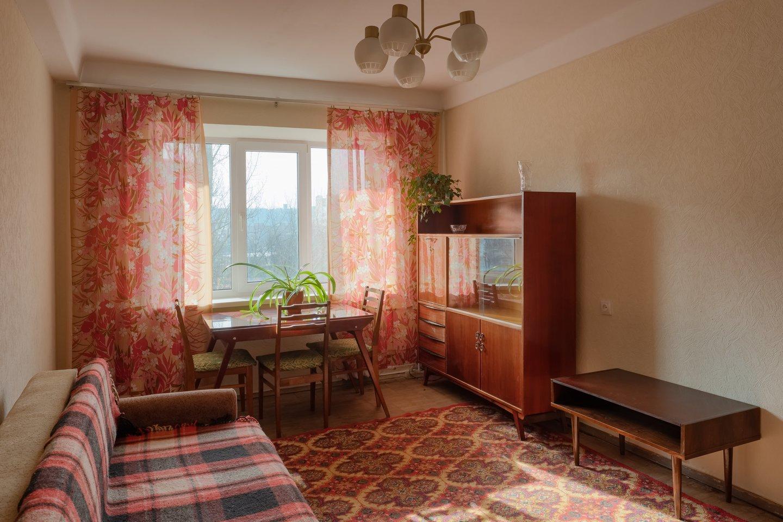 Gyvenamajame rajone butą nuomojusi pora liko priblokšta, kai grįžę pravėrė namų duris.<br>123rf.com asociatyvioji nuotr.
