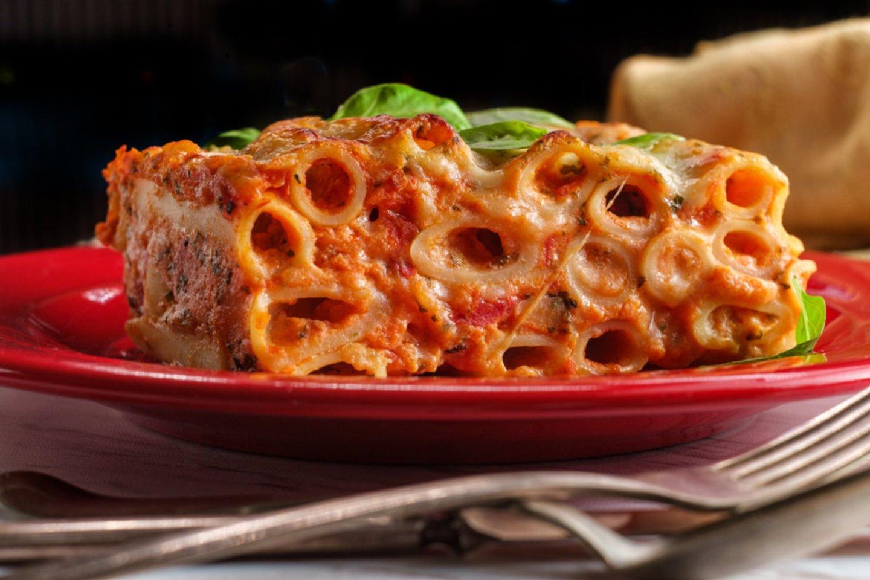 """""""Pasta al forno""""."""