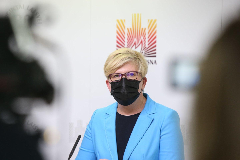 Ingrida Šimonytė.<br>R.Danisevičiaus nuotr.