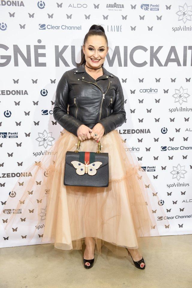 Inga Budrienė.<br>D.Umbraso nuotr.